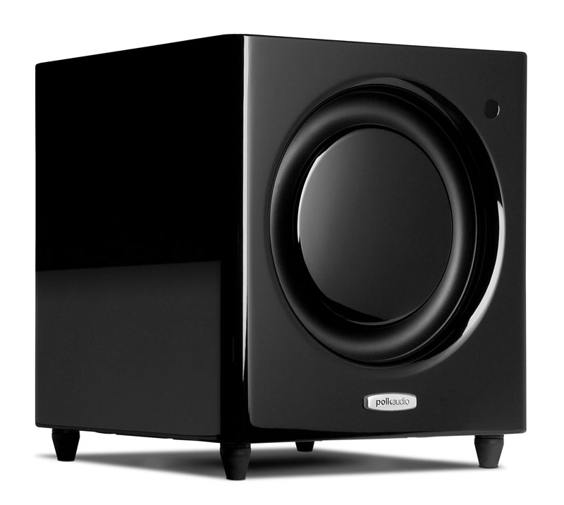 Polk Audio DSWmicroPRO 3000 1200 Watt 10-inch subwoofer